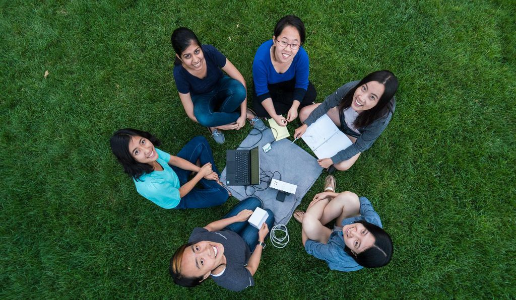 Team Tactile is composed of six MIT senior engineering undergraduates—Chen Wang, Chandani Doshi, Grace Li, Jessica Shi, Charlene Xia and Tania Yu—who all wanted to make a difference in the world.