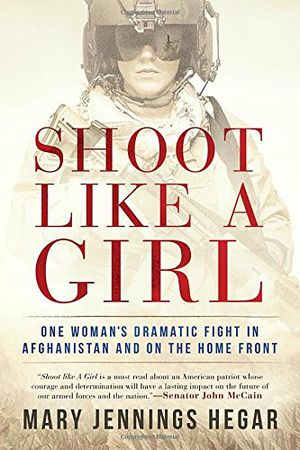 Preview thumbnail for video 'Shoot Like a Girl: One Woman's Dramatic Fight in Afghanistan and on the Home Front