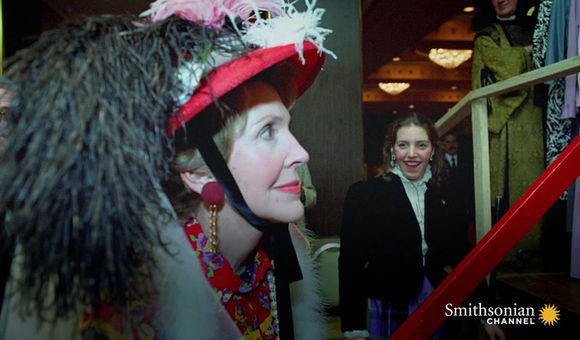 Preview thumbnail for video'Why Nancy Reagan's Sense of Style Wasn't Appreciated