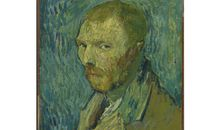 Vincent van Gogh Self-Portrait, Painted During Bout of Psychosis, Confirmed as Authentic
