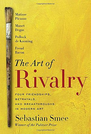 Preview thumbnail for video 'The Art of Rivalry: Four Friendships, Betrayals, and Breakthroughs in Modern Art