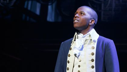 "Before There Was ""Hamilton,"" There Was ""Burr"""