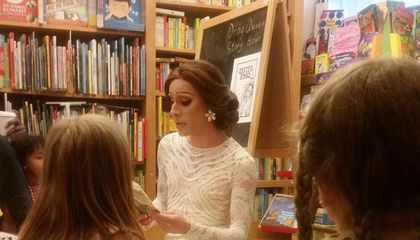 Drag Queens Are Public Libraries' Newest Storytellers