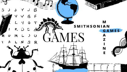 Play the Smithsonian Magazine Crossword: For 'Seasoned' Solvers