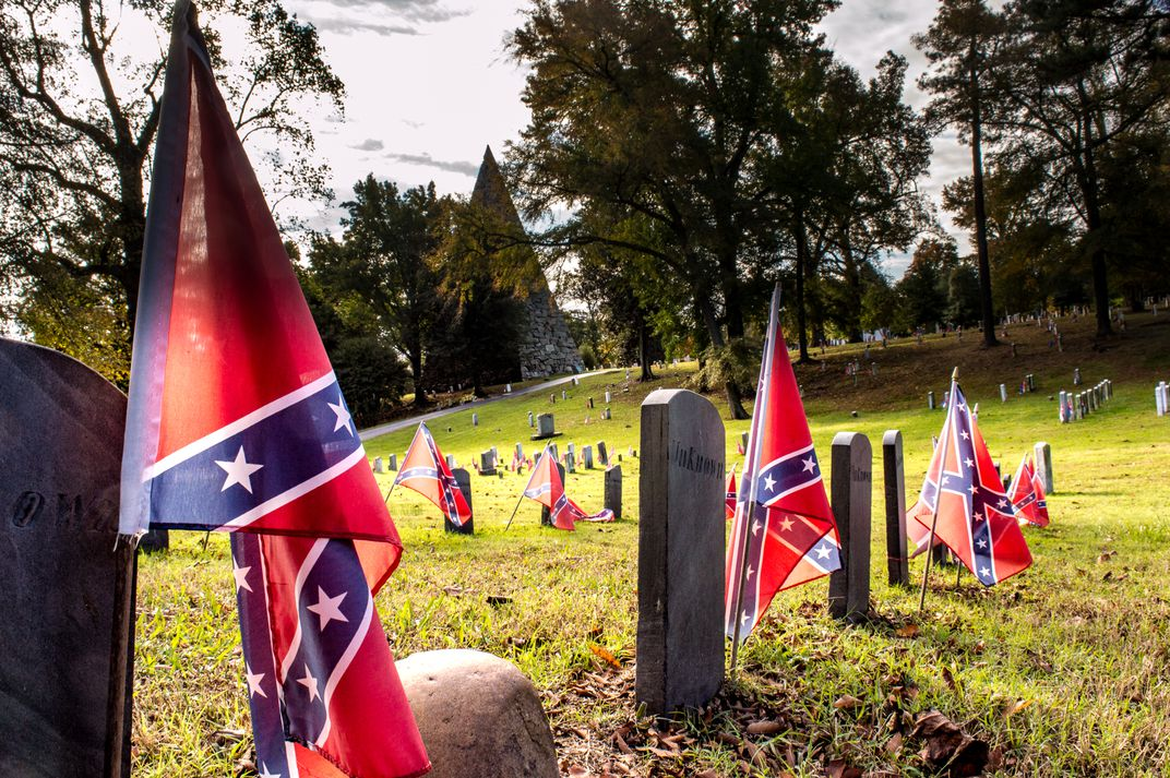 Graves of unknown Confederate soldiers, Hollywood Cemetery