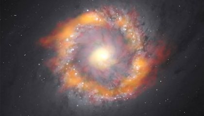 How Do Scientists Weigh a Supermassive Black Hole?