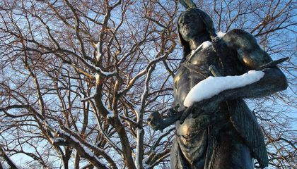 Massasoit, Chief Who Signed Treaty With the Pilgrims, To Be Reburied