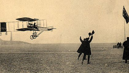 The Invention of Flight