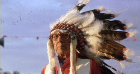 Chief Joseph Medicine Crow