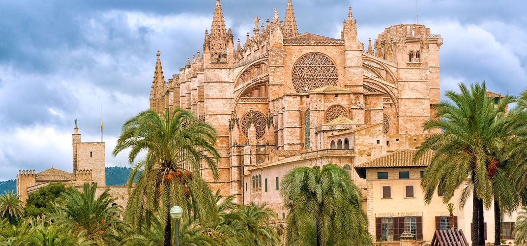 Cathedral in Palma de Mallorca