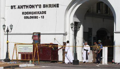 Sri Lankan Government Pledges to Rebuild 175-Year-Old Church Damaged in Deadly Easter Bombings