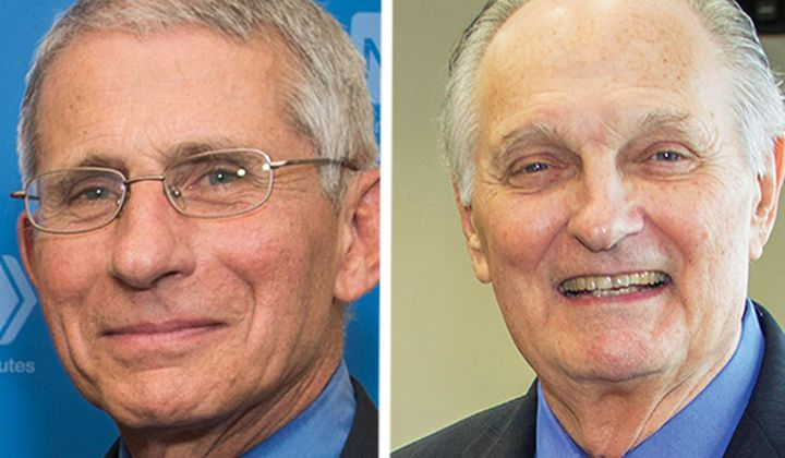 In a live-streamed Smithsonian Associates program on September 23, Dr. Anthony Fauci and Alan Alda discuss the intricacies of the virus that has held the public in sway since March.