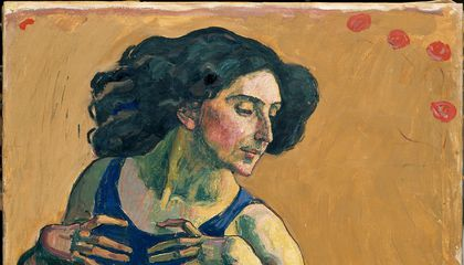 Around the Globe, Revered Artist Ferdinand Hodler Receives His Due, the Portrait Gallery Joins In