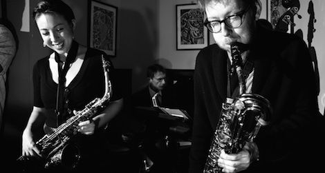 Let these guys bring you a jazzed up holiday season with a Take 5! concert.