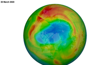 Why This Rare, Huge Ozone Hole Over the Arctic Is Troubling Scientists
