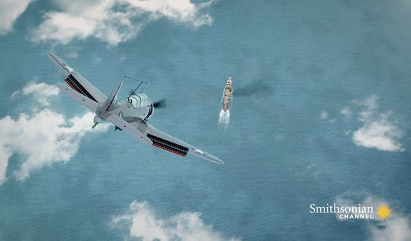 Preview thumbnail for video'The Terrifying Physics of WWII Dive Bombing