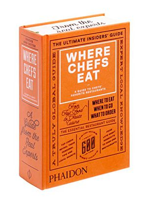 Preview thumbnail for video 'Where Chefs Eat: A Guide to Chefs' Favorite Restaurants (2015)