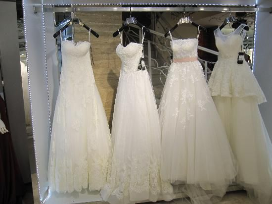 This is the wedding dress capital of the world travel for Guangzhou wedding dress market