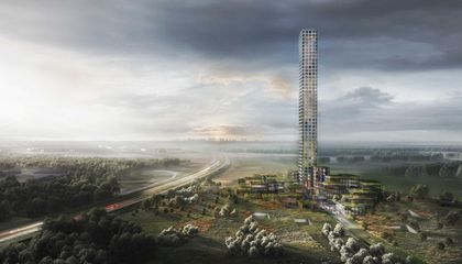 A Tiny Danish Town Plans to Build Western Europe's Tallest Skyscraper