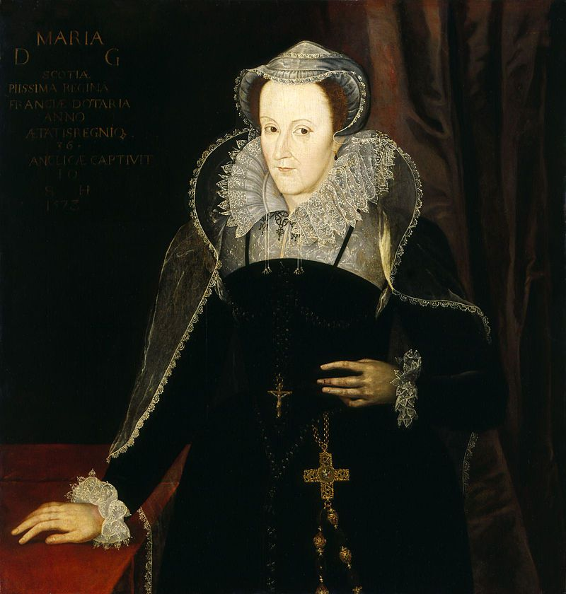 Mary, Queen of Scots,