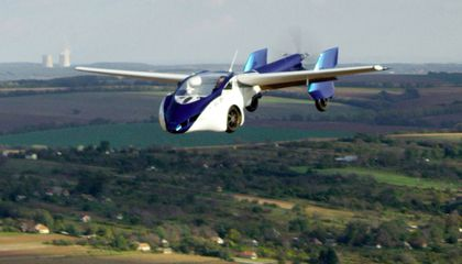 So That S What Flying Cars Are For Flight Today Air Space Magazine