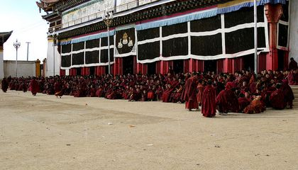 Why Have So Many of Tibet's Monks Set Themselves on Fire?