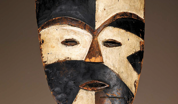 Face Mask, Late 19th- early 20th century