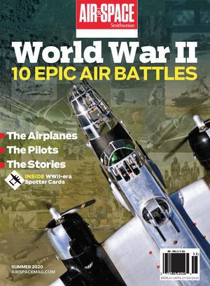 Preview thumbnail for video 'World War II: 10 Epic Air Battles
