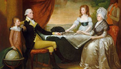 George Washington's Biracial Family Is Getting New Recognition