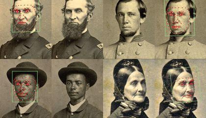 Facial Recognition Software Is Helping Identify Unknown Figures in Civil War Photographs