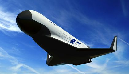 DARPA's Spaceplane of the Future