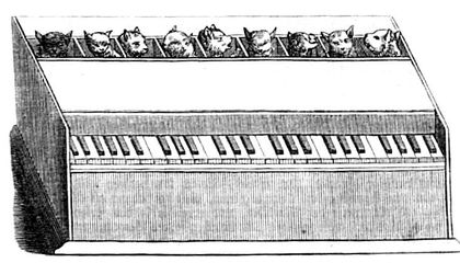 Music or Animal Abuse? A Brief History of the Cat Piano