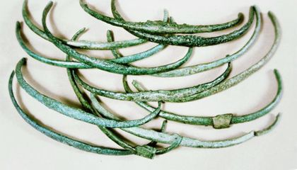 Bronze Age Europeans Used Rings, Ribs and Ax Blades as Money
