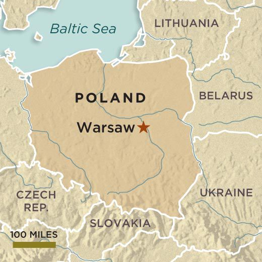 warsaw on the rise travel smithsonian