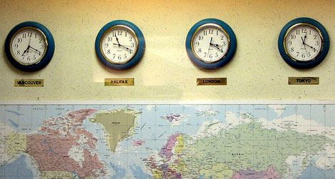 One Time Zone for the World? | Science | Smithsonian