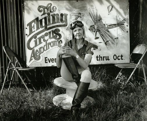 marty goppert flying circus