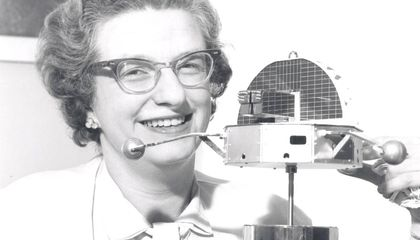 Remembering Nancy Grace Roman, Trailblazing Astronomer Known as 'Mother of the Hubble'