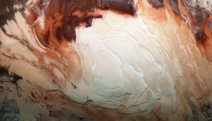 Scientists Find Evidence of an Underground Lake on Mars, But It Will Be Hard to Reach