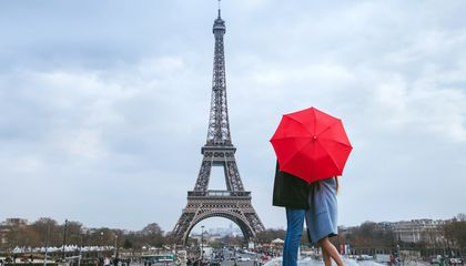 The Eiffel Tower Could Be Repainted Its Original Vibrant Color