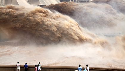 Humans Have Been Messing With China's Yellow River for 3,000 Years
