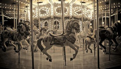 Saving the Last of the Great Carousels