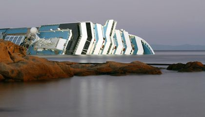 Cruise Ship Disaster Arouses Concerns, Memory