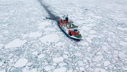 Sea Ice on Arctic Coasts Is Thinner Than Previously Thought