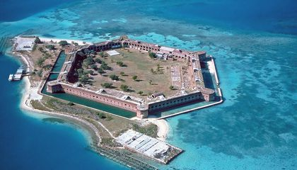 A Jewel in the Dry Tortugas