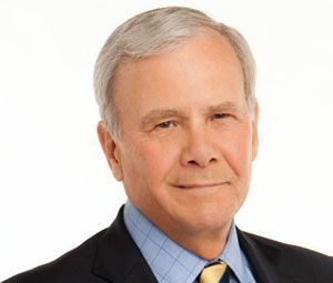 Thomas J. Brokaw headshot