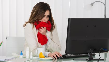 Chilly Rooms May Cool Women's Productivity