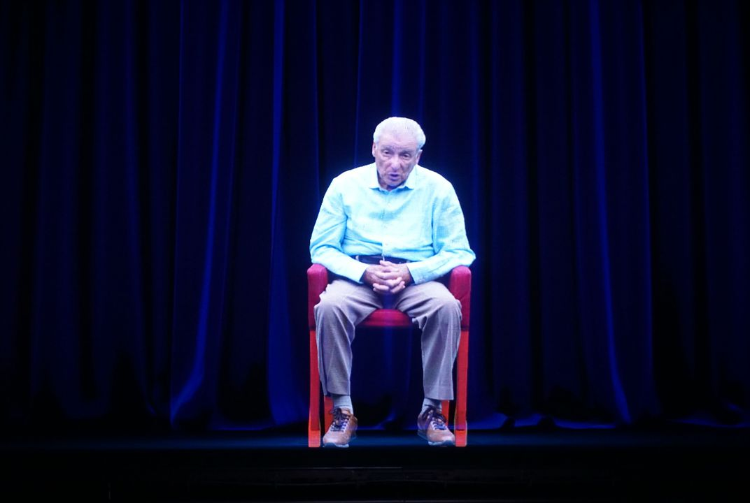 An Exhibit in Illinois Allows Visitors to Talk with Holograms of 13 Holocaust Survivors
