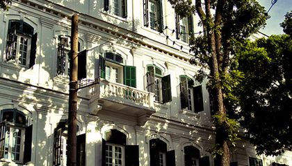 A Trio of French Colonial Sites in Hanoi