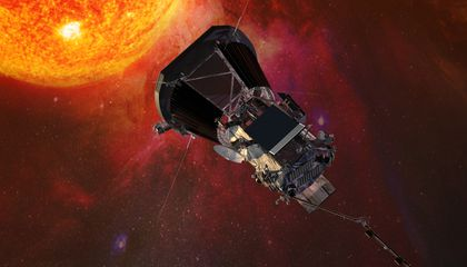 "NASA Hopes to ""Touch the Sun"" With a Newly Named Probe"