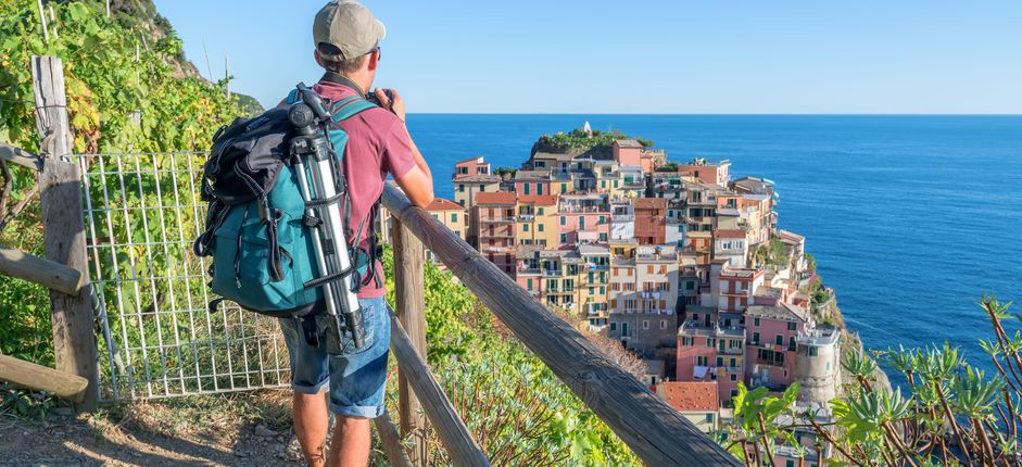 Hiking along the Italian Riviera Featuring the Cinque Terre
